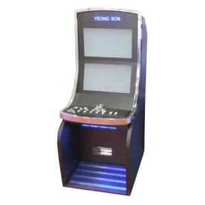 Stand Luxury Game Machine Cabinet