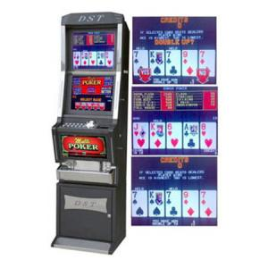 Multipoker Game Machine